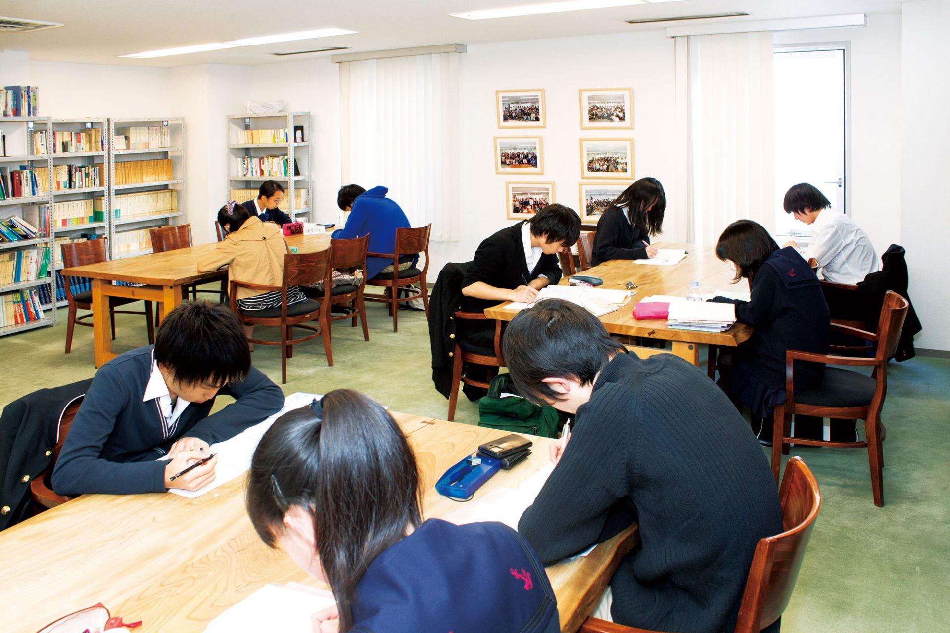 特別自習室